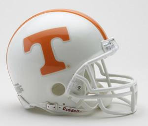Tennesse Volunteers Authentic Mini Riddell Helmet